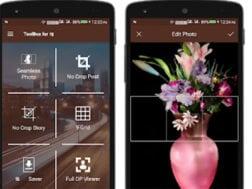 Aplikace ToolBox pro Instagram