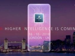 Umělá inteligence u kamery Huawei Mate 20 Pro