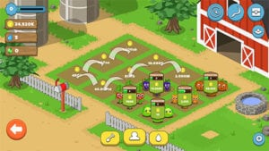 Simulátor hra Farm field