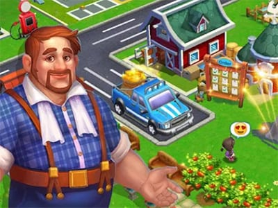 Android hra ke stažení Dream Farm : Harvest Story