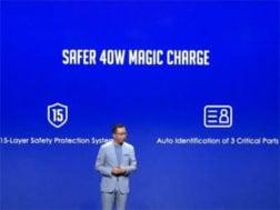 Huawei dorazí s nabíječkou o výkonu 40W