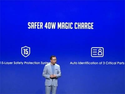 Huawei super nabíječka 40W