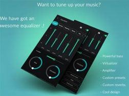 Aplikace Musicana Music Player