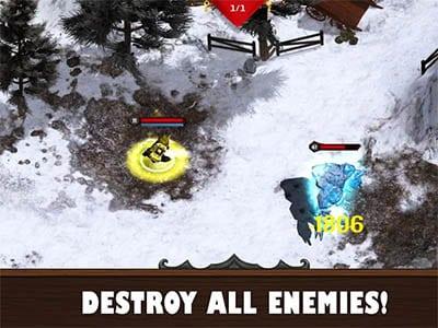Android hra Dwarven Village: Dwarf Fortress RPG