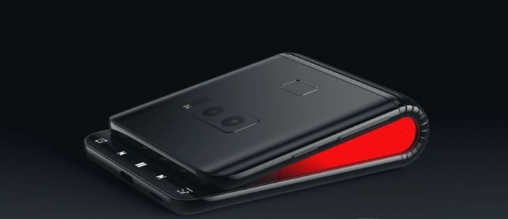 Samsung skládaný telefon