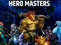 Hra Hero Masters