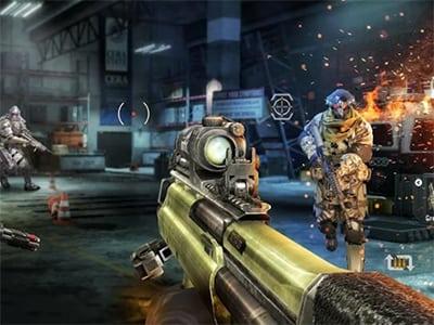 Android hra Shooting Heroes Legend ke stažení