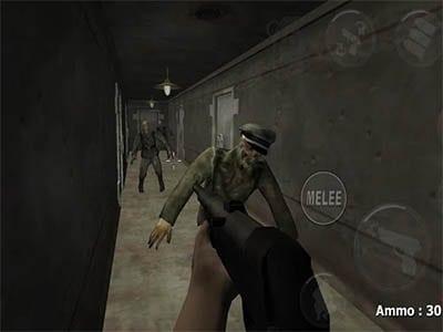 Slenderman android hororová hra