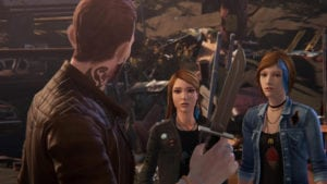 Android hra Life is Strange: Before the Storm