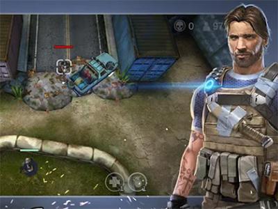 Android hra Battle Instinct ke stažení