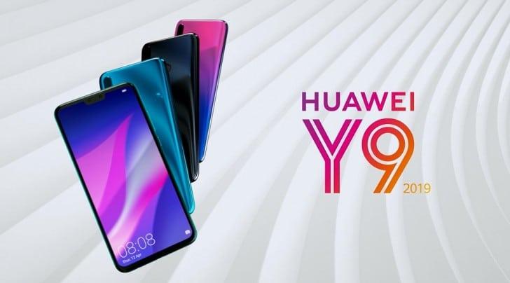 Telefon Huawei Y9 2019
