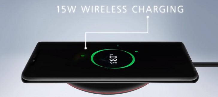 Huawei Mate 20 Pro se Supercharged nabíječkou