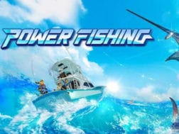 Hra Power fishing