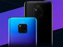 Telefony Huawei Mate 20 a Mate 20 Pro oficiálně