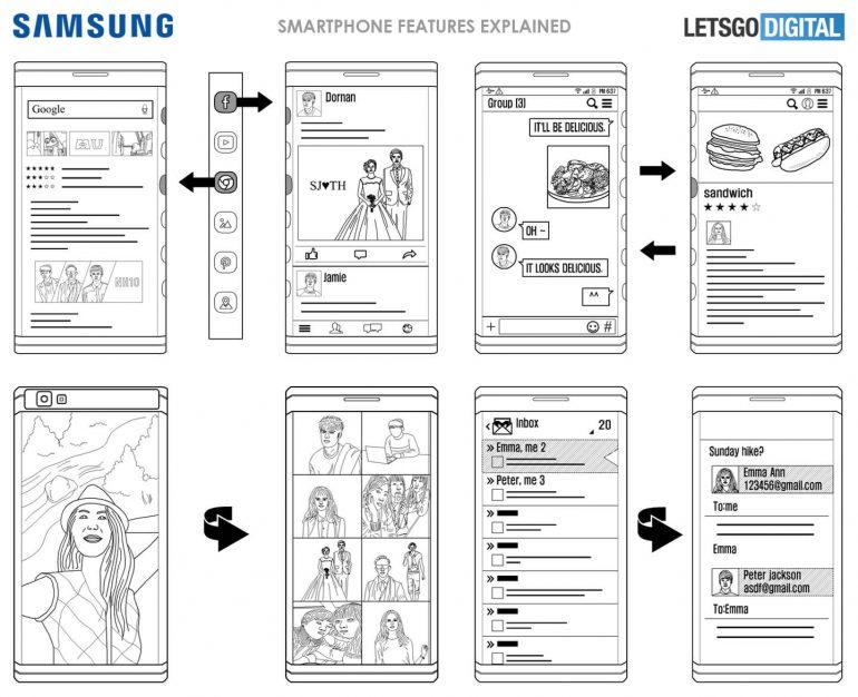 Samsung vysvětluje funkci