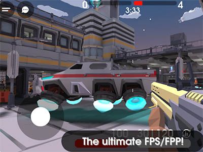 Android hra Danger Close - Online FPS