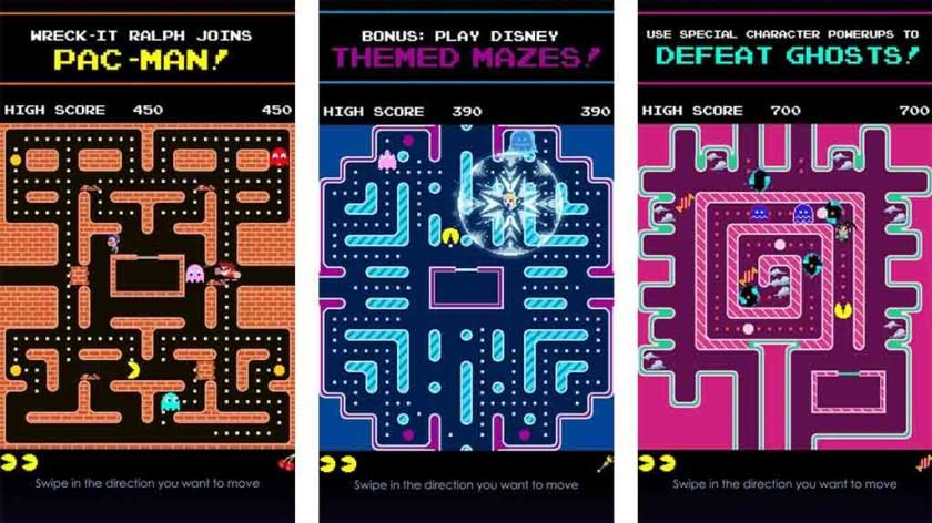 Android hra PacMan ke stažení