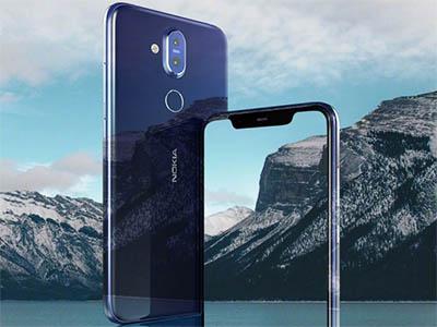 Telefon Nokia 7.1 Plus