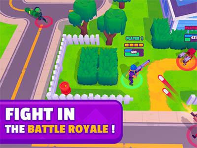 Android hra Battle Royale ke stažení