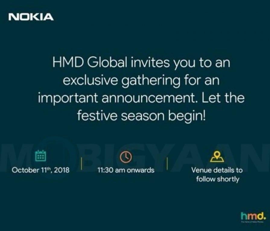 HMD Global - Pozvánka