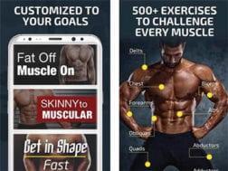 3 aplikace pro fitness