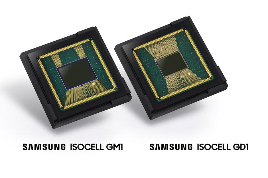 Samsung obrazový senzor