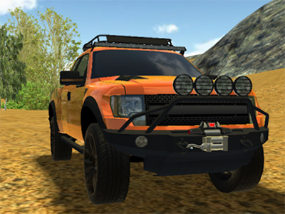 Android hra American Off-Road Outlaw
