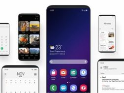 Samsung One UI dorazí na Galaxy S8, S8 Plus a Note 8