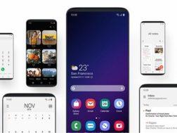 Samsung již aktualizuje Samsung Galaxy S9 s Android Pie beta