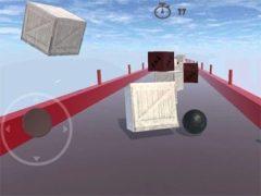 Hra Crazy Ball 3D : Death Time