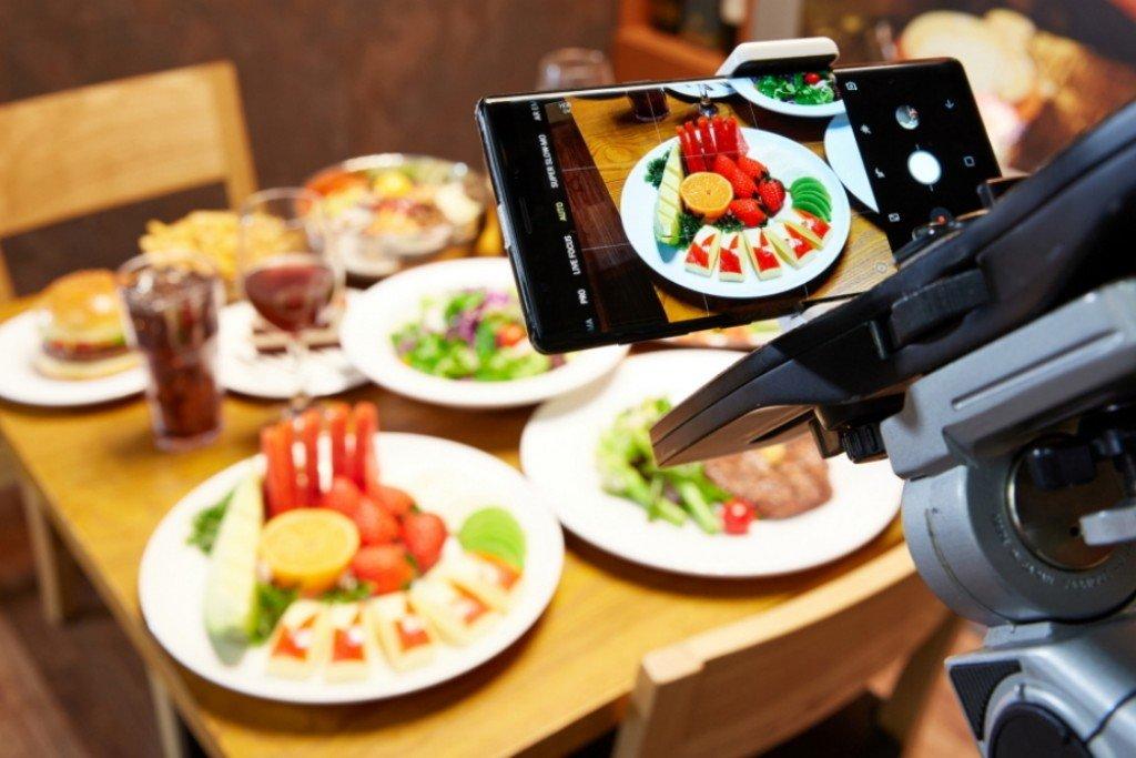 Samsung Test foto