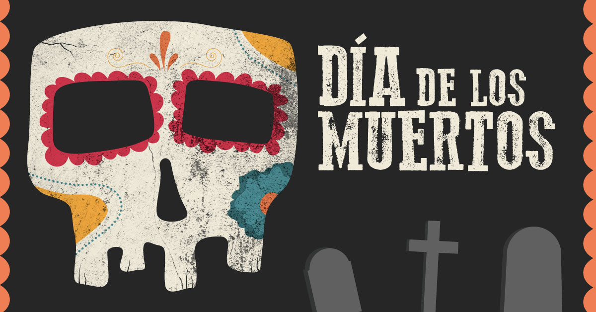 Dia de los Muertos gallery graphic