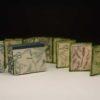 """Sarojini Johnson, """"Garden Weeds"""" - Intaglio Artist's Book"""