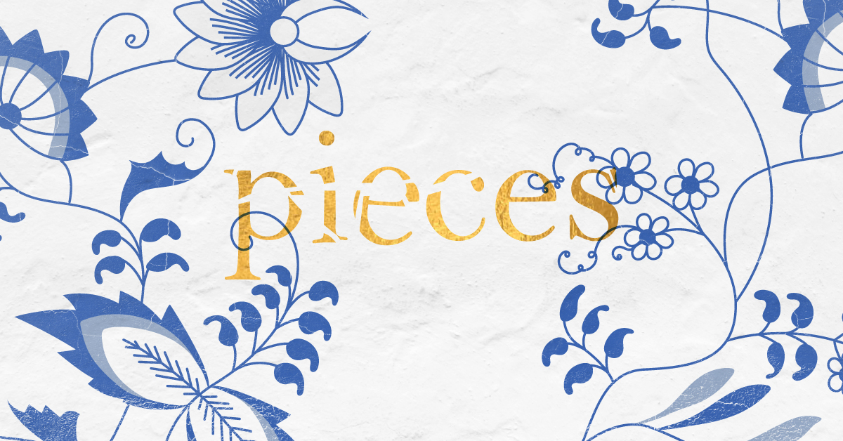 Pieces, gallery graphic