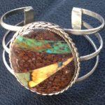 Bracelet by Nancy Krim from Art Rocks exhibition