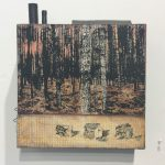 All the Birds In The Forest Will Clap Their Hands. Artwork by Matt Squib from imPressed exhibition