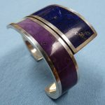 Bracelet by Dale Smith from Art Rocks exhibition