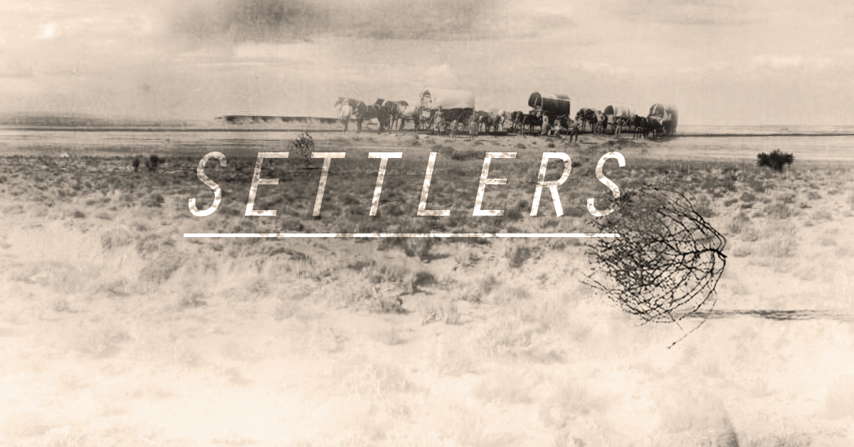 Settlers gallery graphic