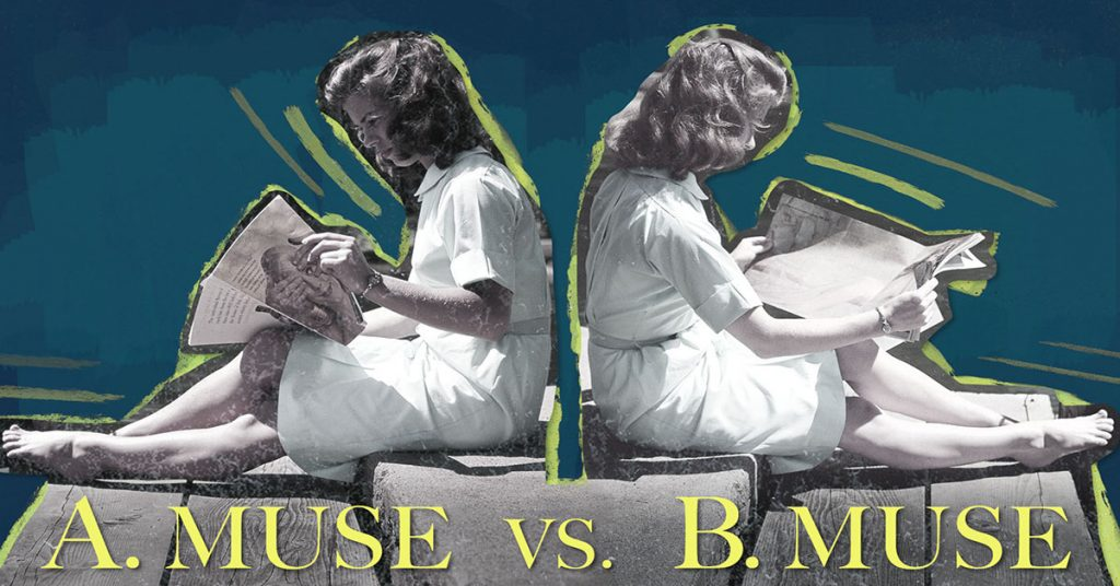 A. Muse vs B. Muse gallery graphic
