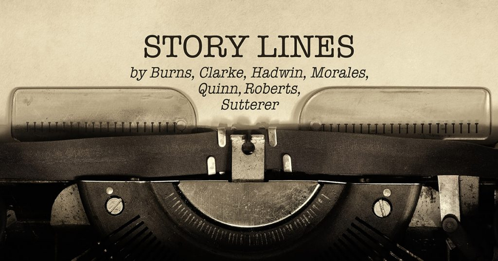 Story Lines, by Burns, Clarke, Hadwin, Morales, Quinn, Roberts, and Sutterer