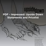 PDF Impressed Upside Down Statements and Pricelist
