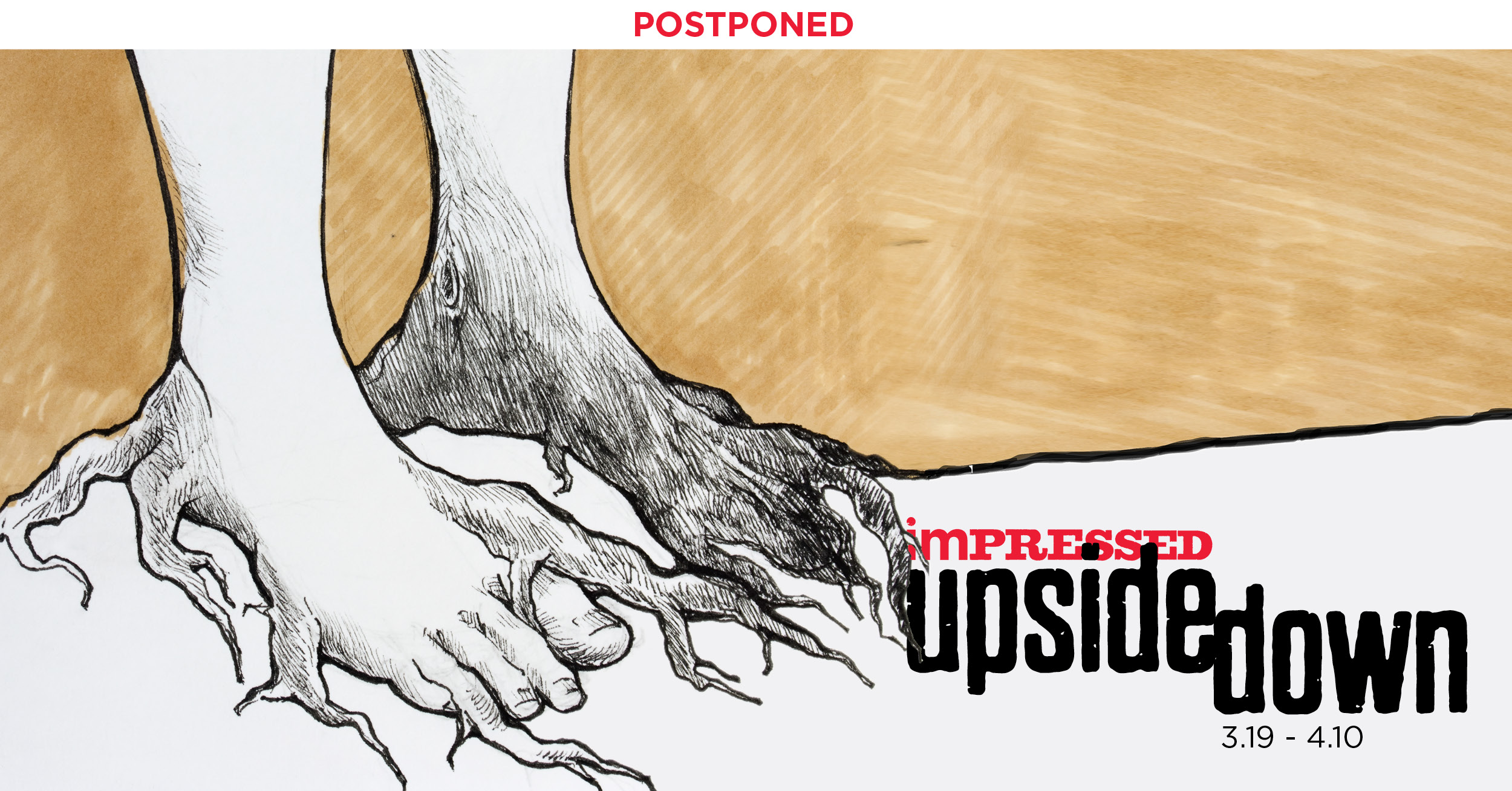 Postponed - Impressed:Upside Down