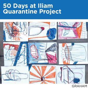 50 Days at Iliam Quarantine Project