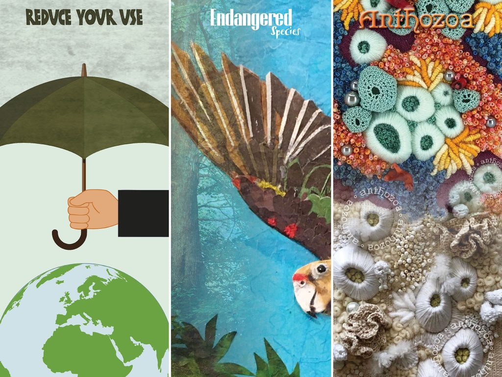 Gallery Graphics for Reduce Your Use, Endangered Species, and Anthozoa