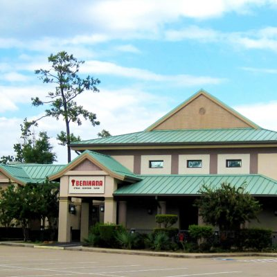 The Woodlands, Texas Location