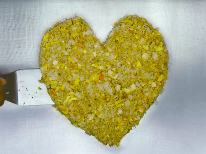 hibachi chicken rice