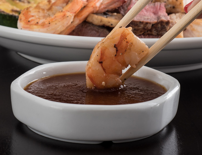Sushi & Japanese Steakhouse | Benihana's Homemade Ginger ...  Sushi & Japanes...