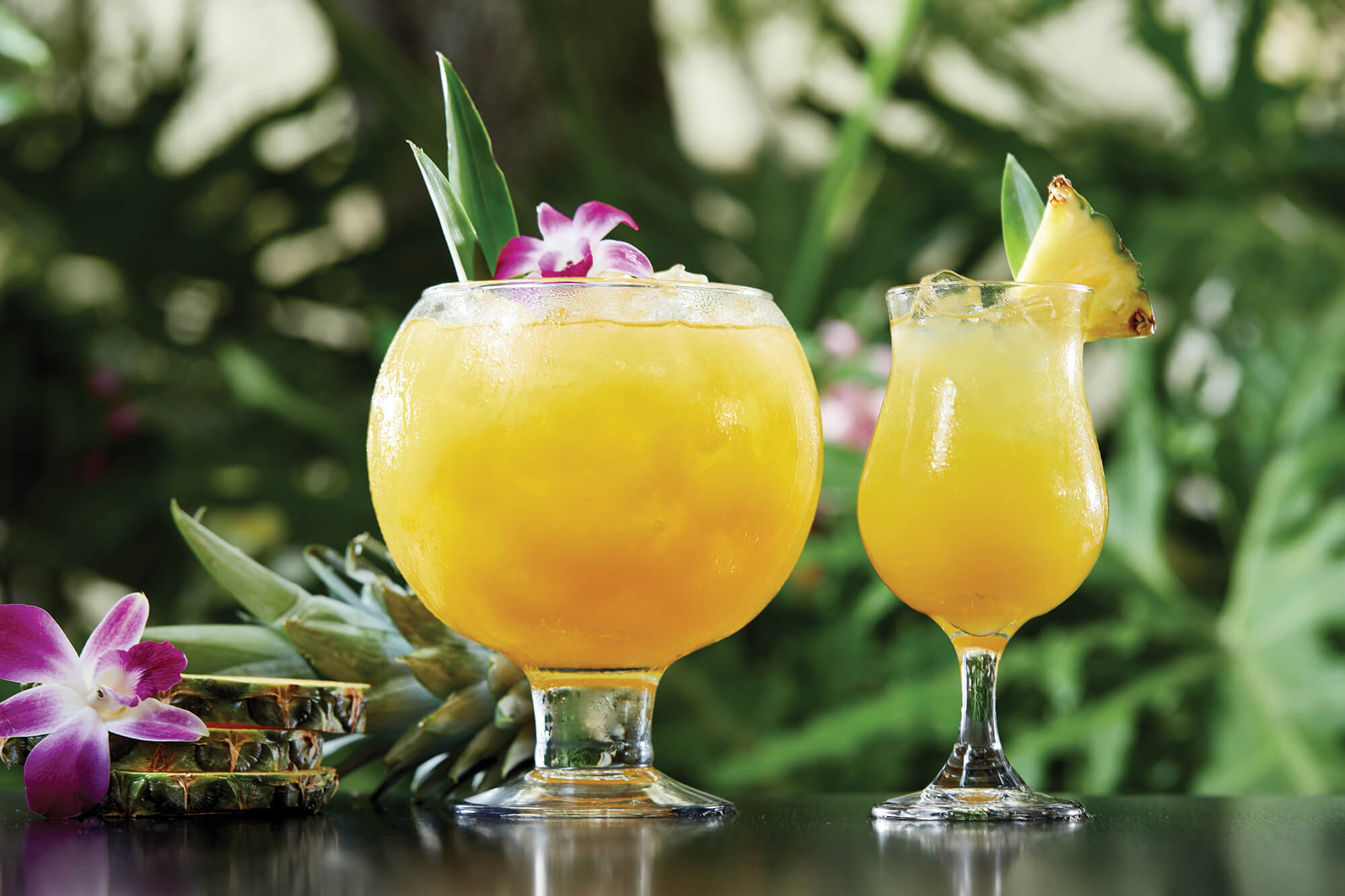 TROPICAL ENERGY PUNCH BOWL