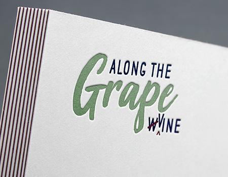 Along the Grape Vine logo