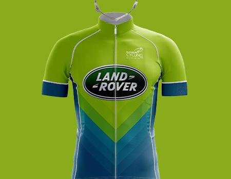 Rustenburg cycling club shirt design